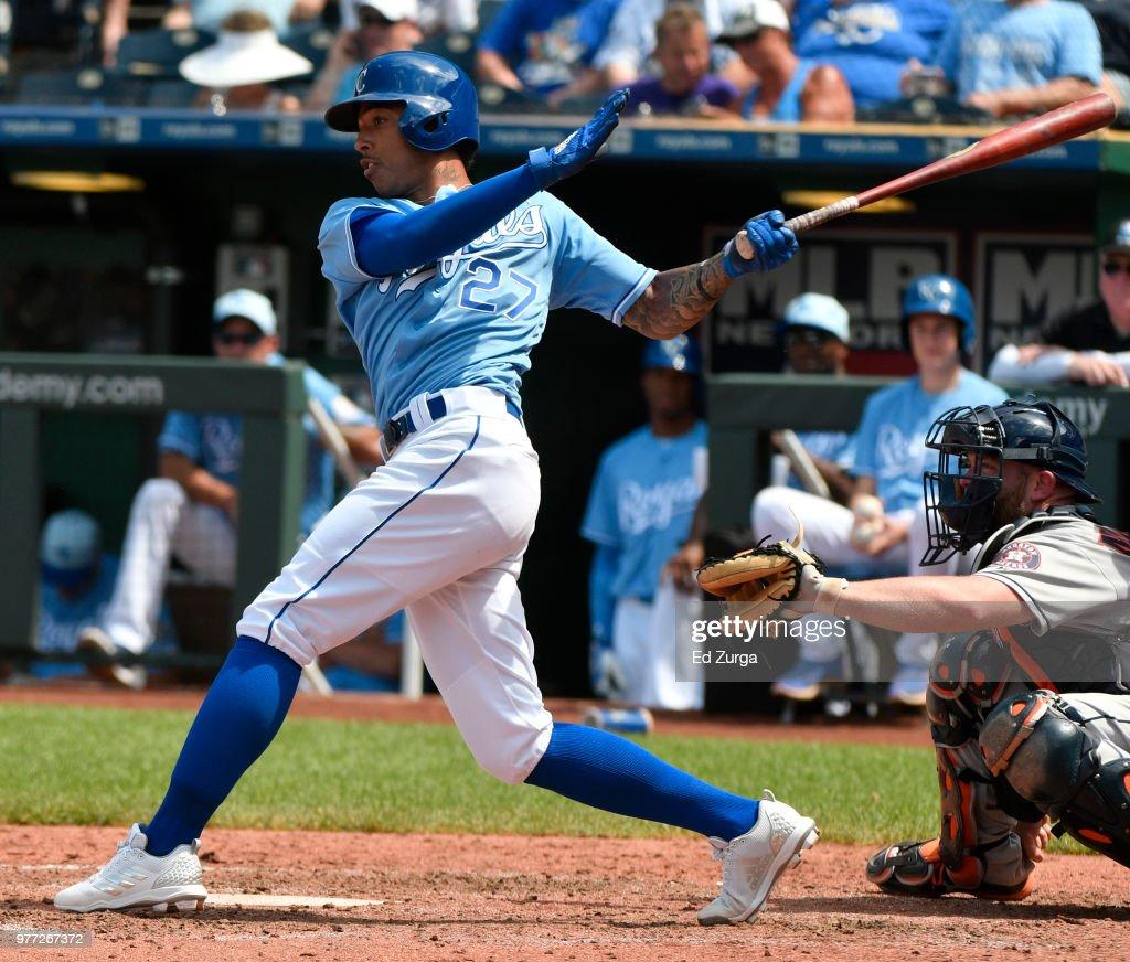 Houston Astros v Kansas City Royals : News Photo