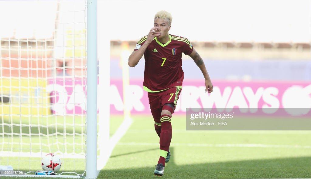 Venezuela v USA - FIFA U-20 World Cup Korea Republic 2017 : News Photo