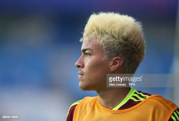 Adalberto Penaranda of Venezuela is seen during the FIFA U20 World Cup Korea Republic 2017 Round of 16 match between Venezuela and Japan at Daejeon...