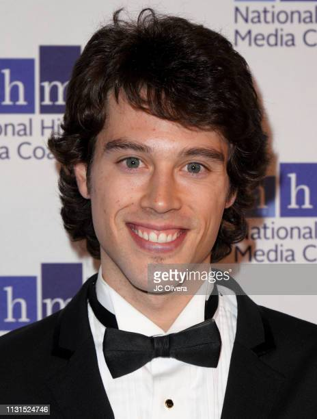 Adam Allende attends the 22nd Annual National Hispanic Media Coalition Impact Awards Gala at Regent Beverly Wilshire Hotel on February 22 2019 in...