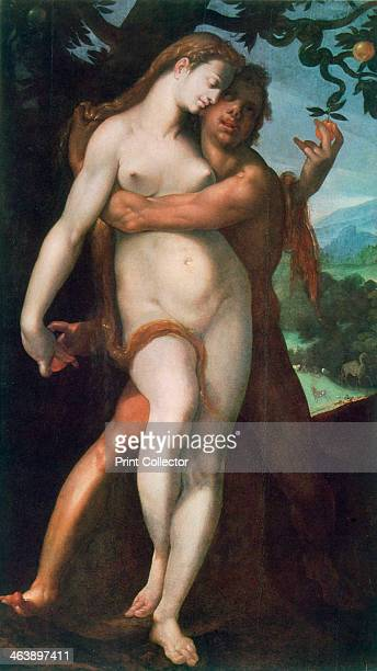 'Adam and Eve' c15661611