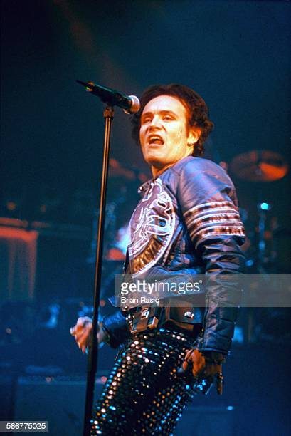 Adam And The Ants Performing At The Sheherds Bush Empire London Britain 1995 Adam Ant