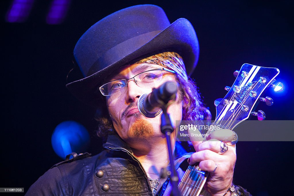 Adam Ant And The Good The Mad And The Lovely Posse Perform In London