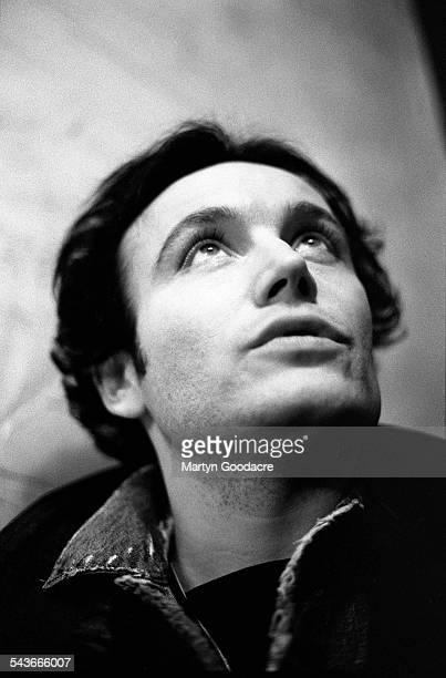 Adam Ant portrait London United Kingdom 1992