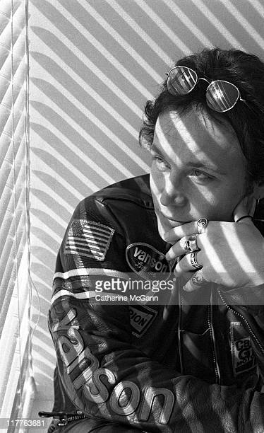 Adam Ant poses for a portrait in 1995 in New York City New York