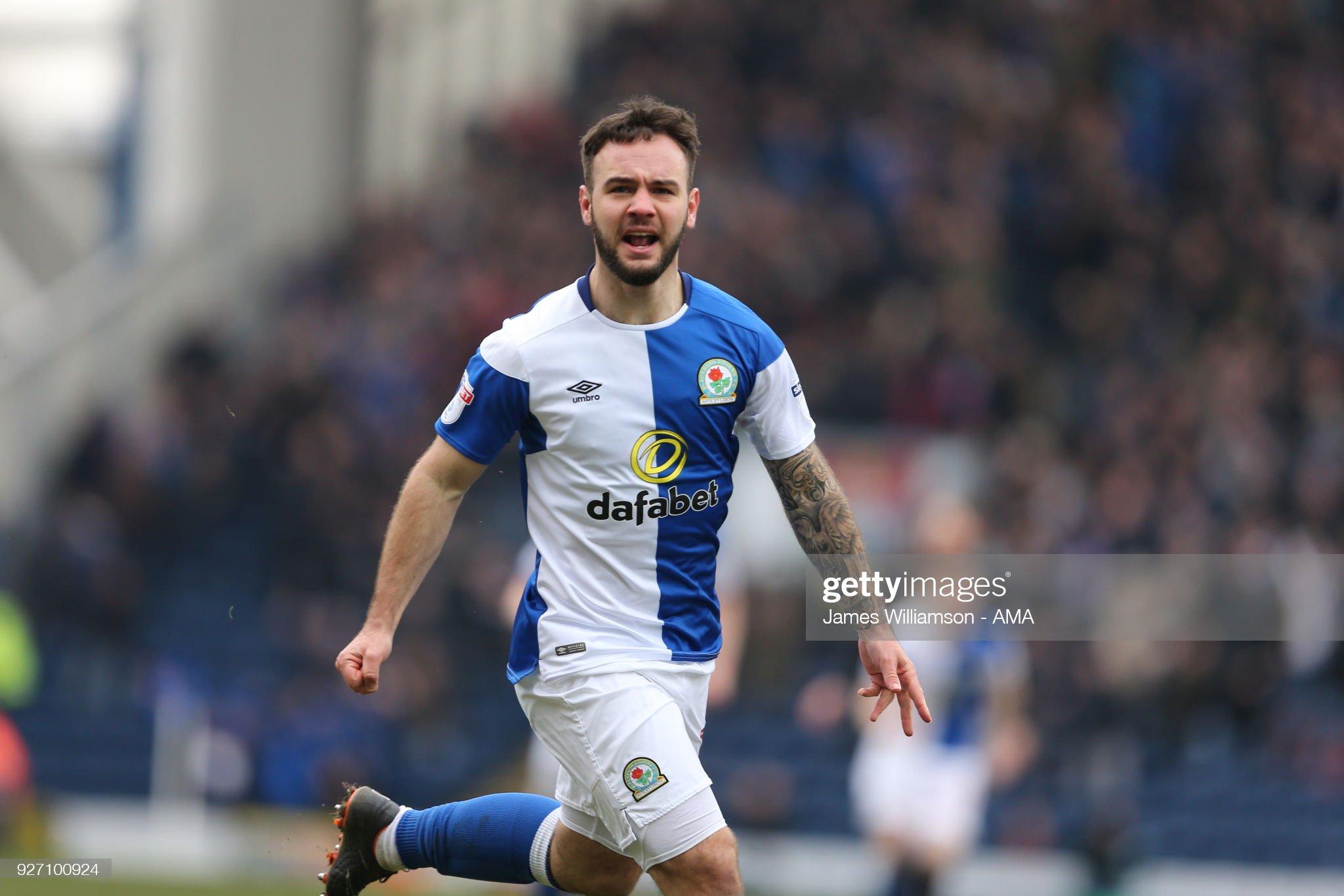 Blackburn Rovers v Wigan Athletic - Sky Bet League One : ニュース写真