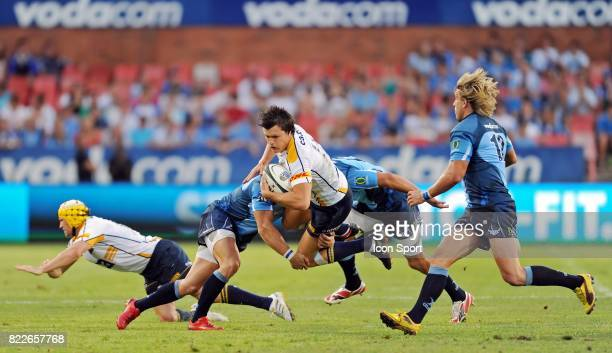 Adam Ashley Cooper Super 14 Bulls / Brumbies Loftus Versfeldt Pretoria