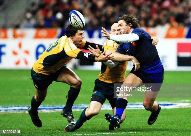 Adam ASHLEY COOPER / Cedric HEYMANS France / Australie Test Match