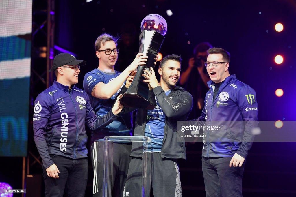 2018 Call of Duty World League Championship - Final Round : Fotografía de noticias