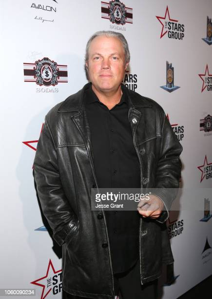 Adam Baldwin attends Heroes For Heroes Los Angeles Police Memorial Foundation Celebrity Poker Tournament at Avalon Hollywood on November 10 2018 in...
