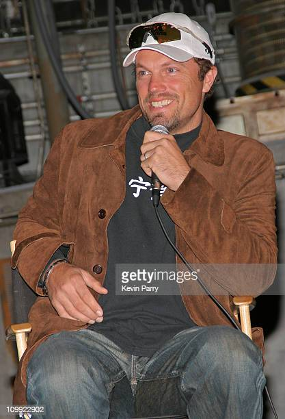 Adam Baldwin during Serenity Fan Fest at Universal Studios in Hollywood California United States