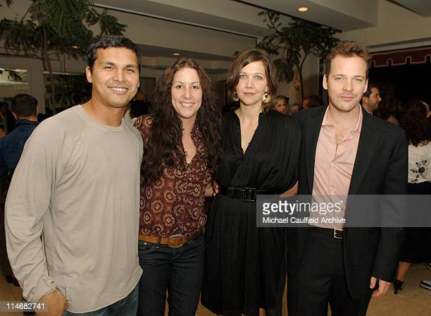 Adam Beach Tara Mason Maggie Gyllenhaal and Peter Sarsgaard