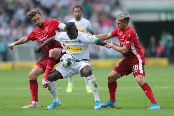 DEU: Borussia Moenchengladbach v Fortuna Duesseldorf - Bundesliga