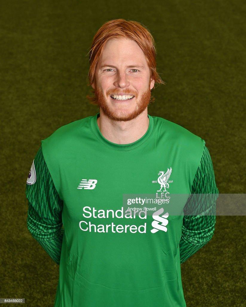 Liverpool FC Team Headshots