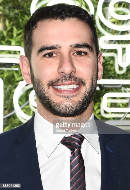 Adam Braun attends the 2017 Pencils of Promise Gala at Central Park on December 7 2017 in New York City