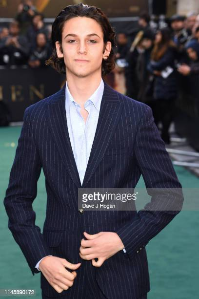 Adam Bregman attends the Tolkien UK premiere at The Curzon Mayfair on April 29 2019 in London England