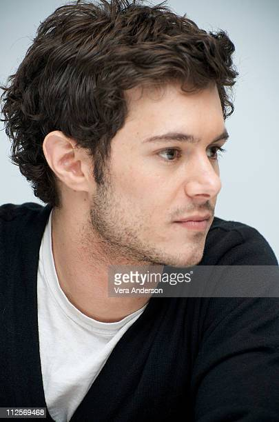 Adam Brody at the Jennifer's Body press conference at the Park Hyatt on September 12 2009 in Toronto Canada