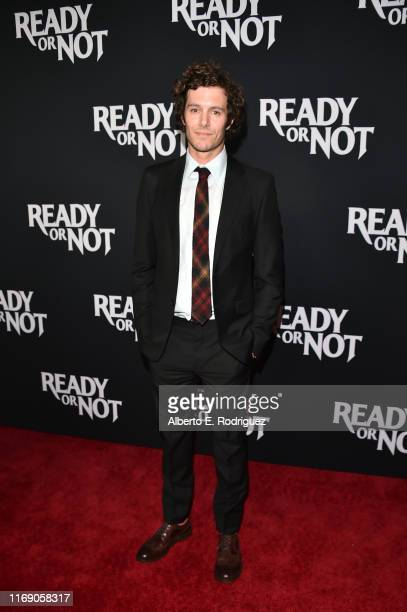 """Adam Brody attends the LA Screening Of Fox Searchlight's """"Ready Or Not"""" at ArcLight Culver City on August 19, 2019 in Culver City, California."""