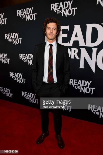 Adam Brody attends the LA Screening Of Fox Searchlight's Ready Or Not at ArcLight Culver City on August 19 2019 in Culver City California