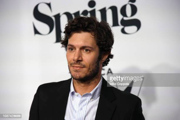 Adam Brody attends the 'Startup' Season 3 Premiere for the Tribeca TV Festival at Spring Studios on September 21 2018 in New York City