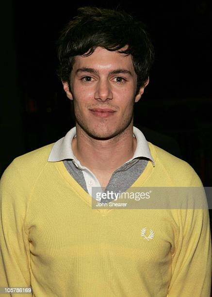 Adam Brody during 2005 Toronto Film Festival 'Sarah Silverman Jesus is Magic' Premiere at Ryerson in Toronto Canada