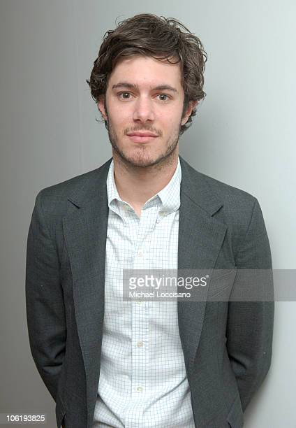 Adam Brody during Adam Brody Cartel and Sean Avery Visit MTV's TRL April 23 2007 at MTV Studios Times Square in New York City New York United States