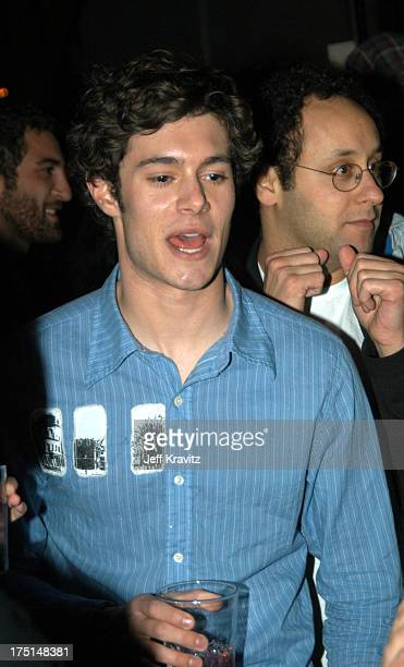 Adam Brody during Motorola Hosts 5th Anniversary Party Benefiting Toys for Tots Inside at 3526 Hayden in Culver City California United States
