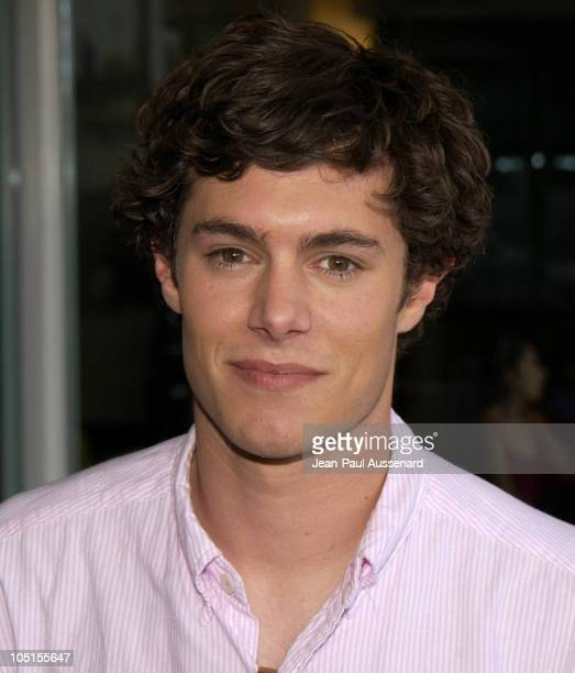 Adam Brody during Television Critics Association FOX Arrivals Day One at Renissance Hotel in Hollywood California United States