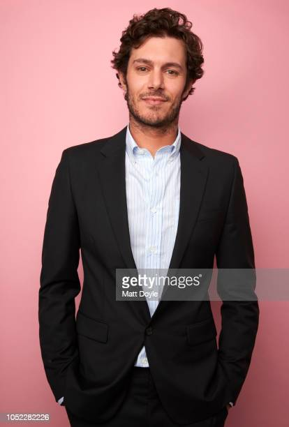 Adam Brody of Sony Crackle's StartUp poses for a portrait during the 2018 Tribeca TV Festival on September 21 2018 in New York City