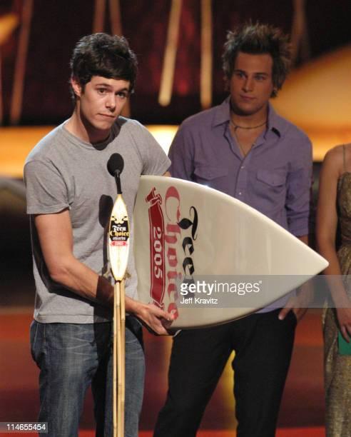 Adam Brody winner of Choice TV Actor Drama for The OC