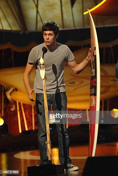 Adam Brody winner of Choice TV Drama Actor for The OC