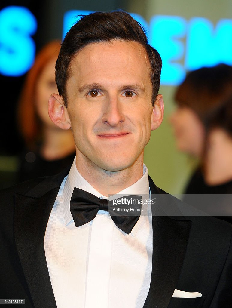 Adam Brown attends the Royal Film Performance of The Hobbit: An Unexpected Journey on December 12, 2012 at Odeon Leicester Square in London.