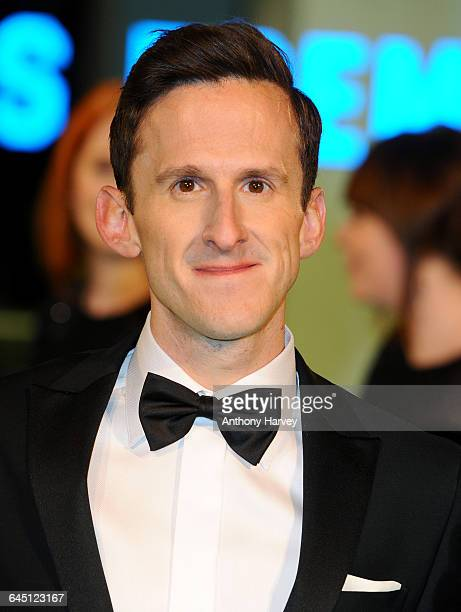 Adam Brown attends the Royal Film Performance of The Hobbit An Unexpected Journey on December 12 2012 at Odeon Leicester Square in London