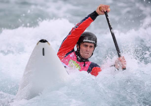 GBR: 2019 ICF Canoe Slalom World Cup