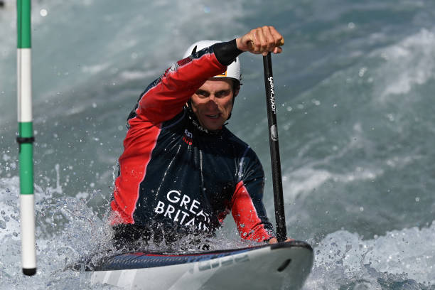 GBR: British Canoeing Media Day