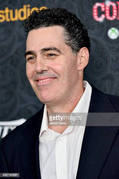 Adam Carolla arrives at Variety's 4th Annual Power of Comedy at the Avalon on November 16 2013 in Hollywood California