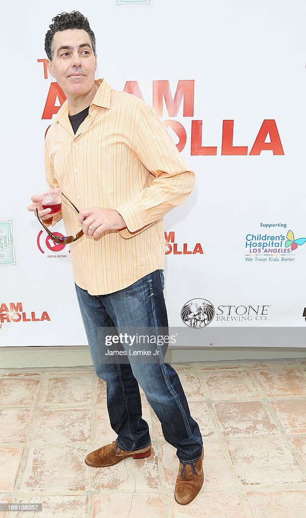Adam Carolla attends Adam Carolla's Cinco De Mangria party benefiting Children's Hospital Los Angeles on May 5, 2013 in Malibu, California.
