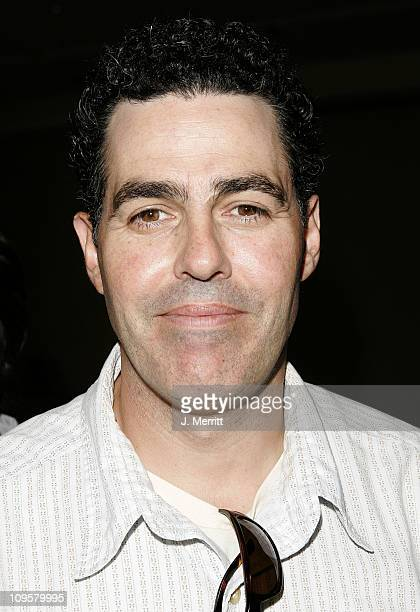 Adam Carolla for 'Too Late with Adam Carolla' during 2005 TCA MTV Networks Green Room at The Beverly Hilton in Los Angeles California United States