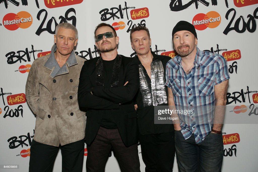 The Brit Awards 2009 - Inside Arrivals