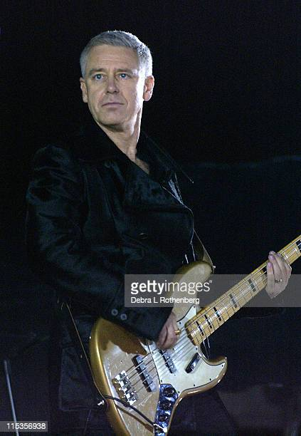 Adam Clayton of U2 spends the day on the streets of New York City shooting a video for their new album 'How to Dismantle an Atomic Bomb' which drops...
