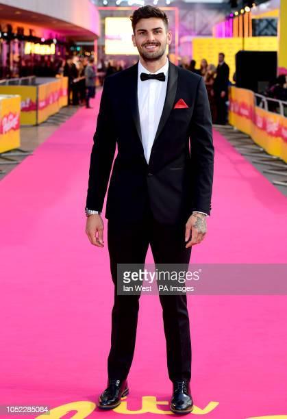Adam Collard attending the ITV Palooza held at the Royal Festival Hall Southbank Centre London