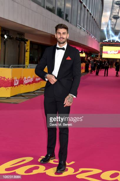 Adam Collard attends ITV Palooza at The Royal Festival Hall on October 16 2018 in London England