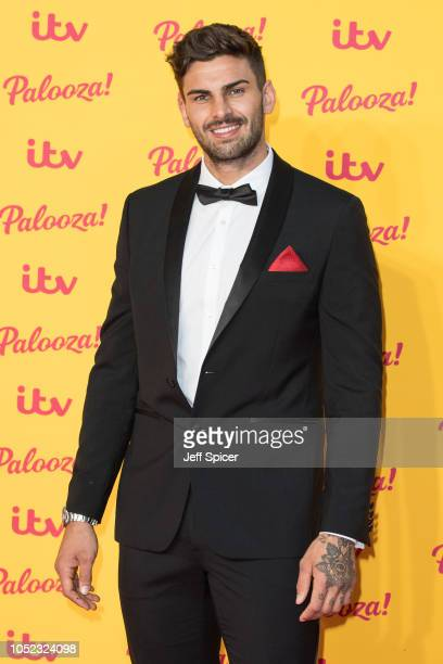 Adam Collard attends the ITV Palooza held at The Royal Festival Hall on October 16 2018 in London England