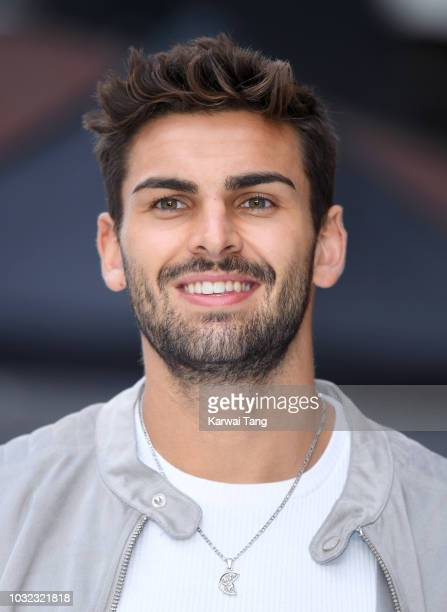 Adam Collard attends the World Premiere of 'King Of Thieves' at Vue West End on September 12 2018 in London England