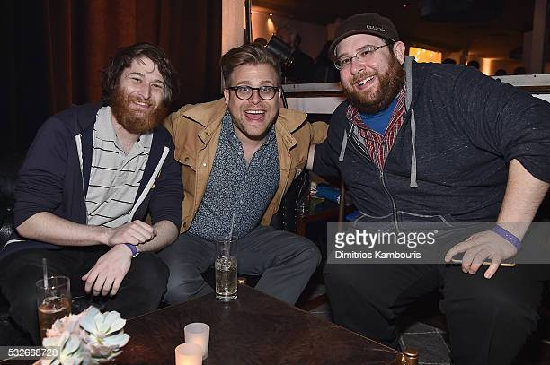 Adam Conover attends the 2016 Adult Swim Upfront Party on May 18 2016 in New York City 25870_002_0755JPG