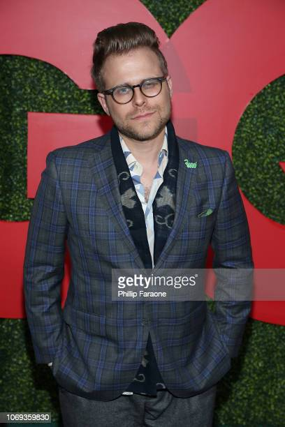 Adam Conover attends the 2018 GQ Men Of The Year Party at Benedict Estate on December 6 2018 in Beverly Hills California
