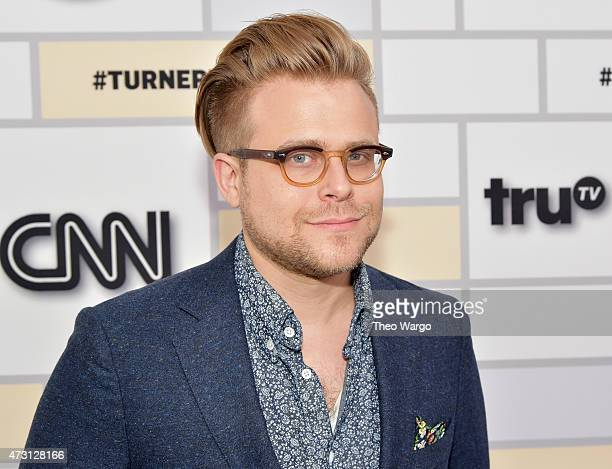Adam Conover attends the Turner Upfront 2015 at Madison Square Garden on May 13 2015 in New York City JPG