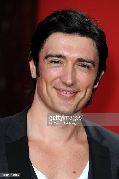 Adam Croasdell arriving for the 2009 British Soap Awards at the BBC Television Centre Wood Lane London