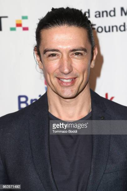 Adam Croasdell attends the BritWeek And The Wallis Present 'A Shakespeare Jubilee' at Wallis Annenberg Center for the Performing Arts on April 28...
