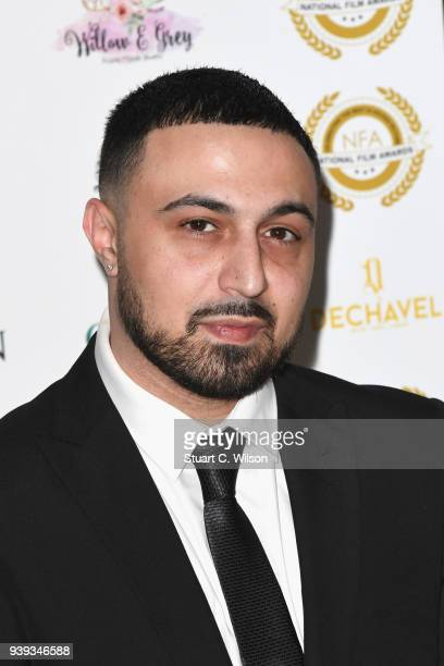 Adam Deacon attends the National Film Awards UK at Porchester Hall on March 28 2018 in London England